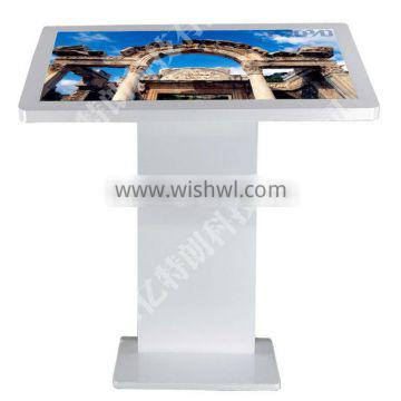Fashionable LCD all in one touch screen inquiry kiosk