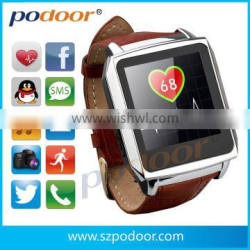 lady vogue watch , 2015 new product smart watch with MTK 6260 smart watch resistent water, lady vogue watch