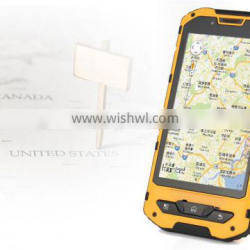 Custom android mobile phone android IP68 waterproof rugged phone