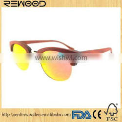 Handcrafted bamboo wooden sunglasses by rose wood sunglasses