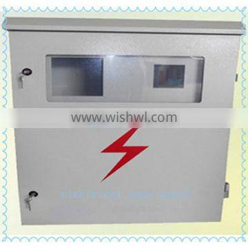 metal fiber optic telephone electrical cable waterproof outdoor power distribution box