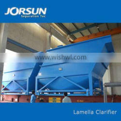 Industry wastewater treatment settling equipment clarifier