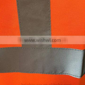 ANSI 107 generic tapes zipper USA high visibility vest