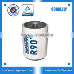 High quality diesel engine water separator fuel filter R90T