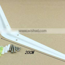 Good quality Conceal shelf bracket with power coated for Japan Market