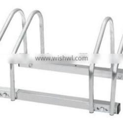 Used for Outdoor parking bike rack two bicycle display stands