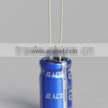 2.7V 2F Electric double-layer capacitor (EDLC)