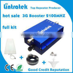 3g indoor signal booster/3g signal amplifier/2100mhz UMTS WCDMA mobile signal booster mini size