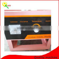 hot and popular commercial candy floss machine