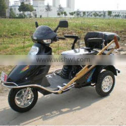 Chinese popular high quality tricycle for disabled people