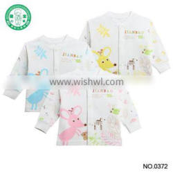 2016 cotton baby top for pajamas