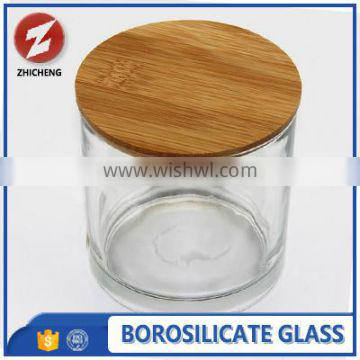 cheap explosion proof frosted glass candle holder