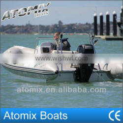 5m Approved RIB boat with CE