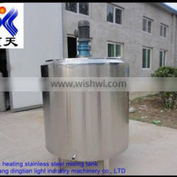 304 Stainless steel mixing tank