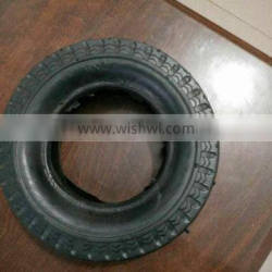 toy rubber wheels 6x2 tire and tube