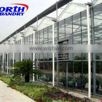 polycarbonate greenhouse for vegetables