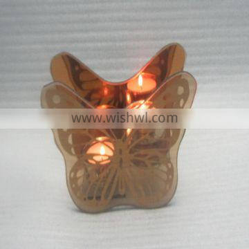 hanukkah candles wholesale with butterfly design