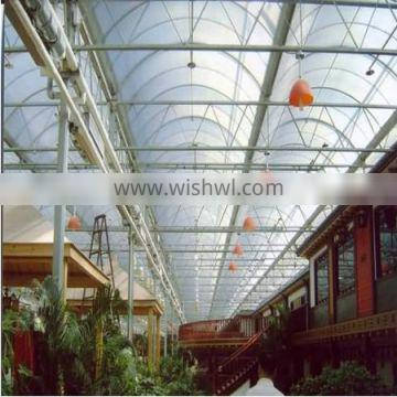 transparent polycarbonate sheets used commercial greenhouses for sale