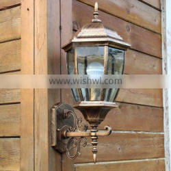 European archaize pastoral style wall lamp landscape garden outdoor garden light waterproof lamps and lanterns of the balcony