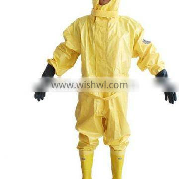 light duty chemical protective suit,chemical safety suit used for ebola
