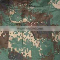 desert camouflage fabric for military MADE IN CHINA FACTORY