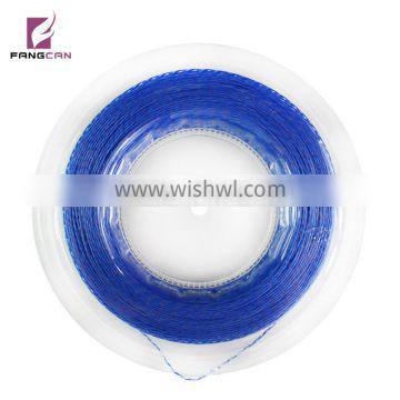 Filaments Polyester Tennis String 200M/roll for Tennis Racket, Customized Logo