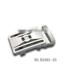 Nice design and High quality automatic belt buckle for male