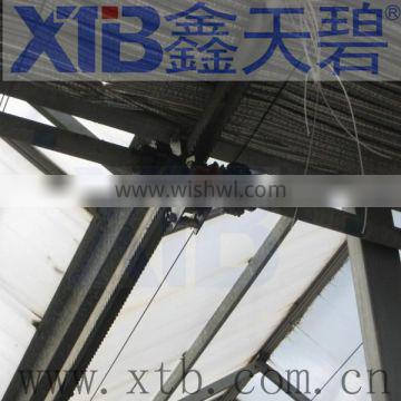 Polycarbonate sheet agricultural greenhouse