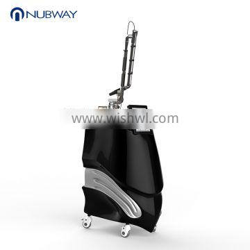 OEM Wholesale CE Certification 600ps picosecond pico laser machine full body tattoo removal