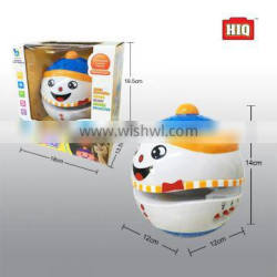 2016 new toys swonman tumbler baby toy with projection