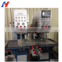automatic and manual glass drilling machine for