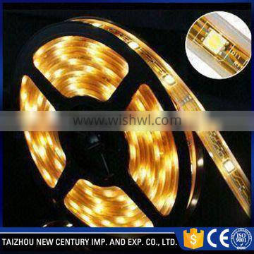 factory price transparent waterproof 4000k led strip 5050 light