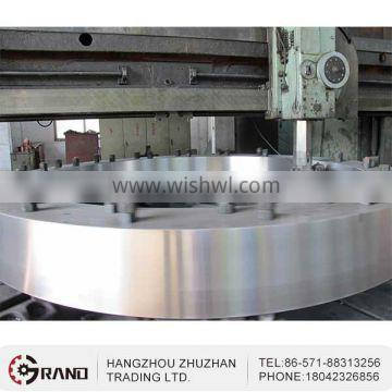 Top quality assured industrial forged steel rings