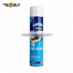 Instantly Unfreezing Glass De-icing Spray, Car & Bus Ice Remover(400g) for Winter, Ice-Off Aerosol Windshield De Icer