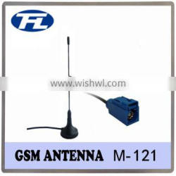 GSM Spring Antenna for kinds of cars V.S.W.R 1.5:1