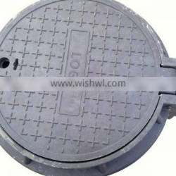 Composite Manhole Cover D400 CO600 with lock
