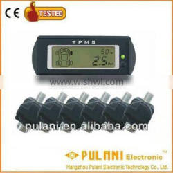 Certificate authenticity best tpms tool for truck for 6 wheels external sensors