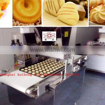 double use cookie and cake machine made in china