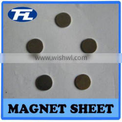 permanent magnet(magnetic sheet) for industrial . speaker with nickel,zinc plating .with N42 grade Various Grades are Available