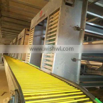hot sales egg collecting machine