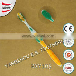 wood toothbrush rechargeable electric toothbrush