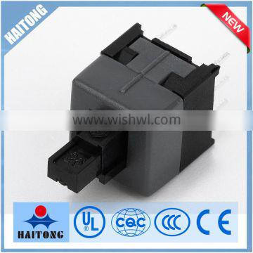 8.5*8.5 push no off with high senstive tact switch push on off switch