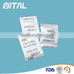 Silica Gel Desiccant FDA Approved for Direct Contact