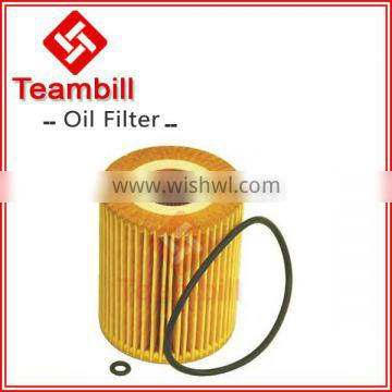 Car parts of engine oil filter for Mercedes 6421800009 w203 w211 w212 642 180 00 09