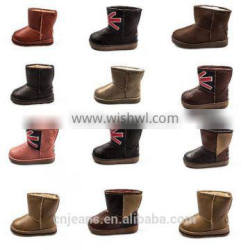 2017 fashion comfortable boots The latest soft keep warm children's boots shoes