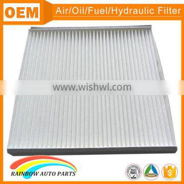 Auto air conditional air filter for toyota 87139-33010