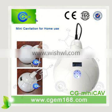 CG-miniCAV Body shaping ultrasonic liposuction cavitation for safe for sale