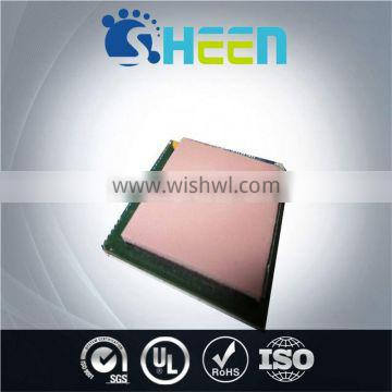 Good Thermal Effect Ups Heat Conductive And Insulating Sheet Pads For High Frequency Microprocessors