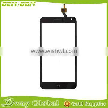 Replacement Touch Panel Sensor Front Glass Lens For Alcatel One Touch Pop 3 5.5 OT5025 5025D 5025 touch screen Digitizer