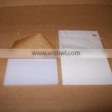 Porcelain High Impact Polystyrene Sheet